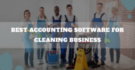 Accounting Software For Cleaning Business