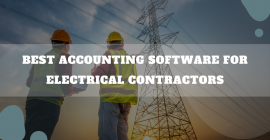 Accounting Software For Electrical Contractors