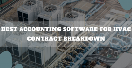 Accounting Software For HVAC Contract Breakdown