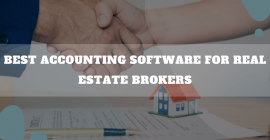 Accounting Software For Real Estate Brokers