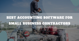 Accounting Software For Small Business Contractors