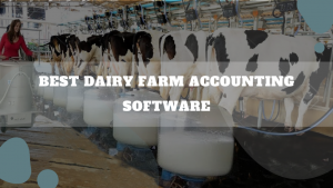 Best Dairy Farm Accounting Software