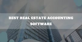 Best Real Estate Accounting Software
