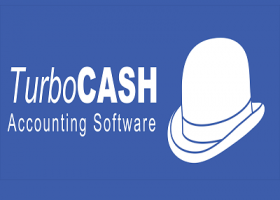 TurboCASH logo
