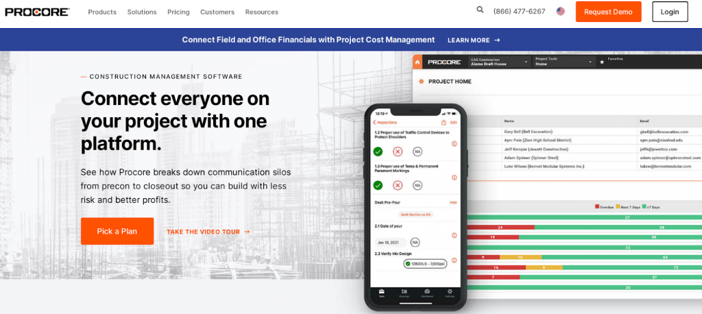 Procore Software Review
