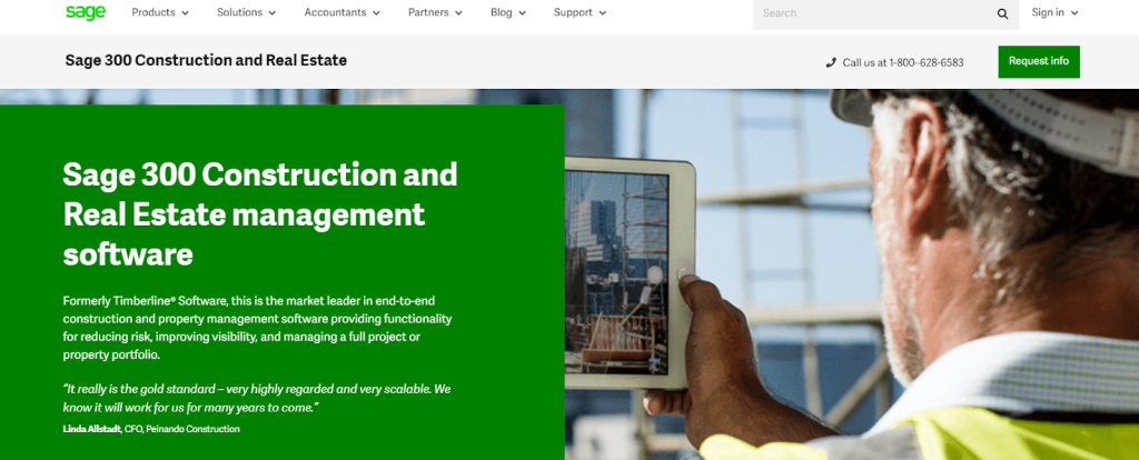 Sage 300 Construction and Real Estate Review