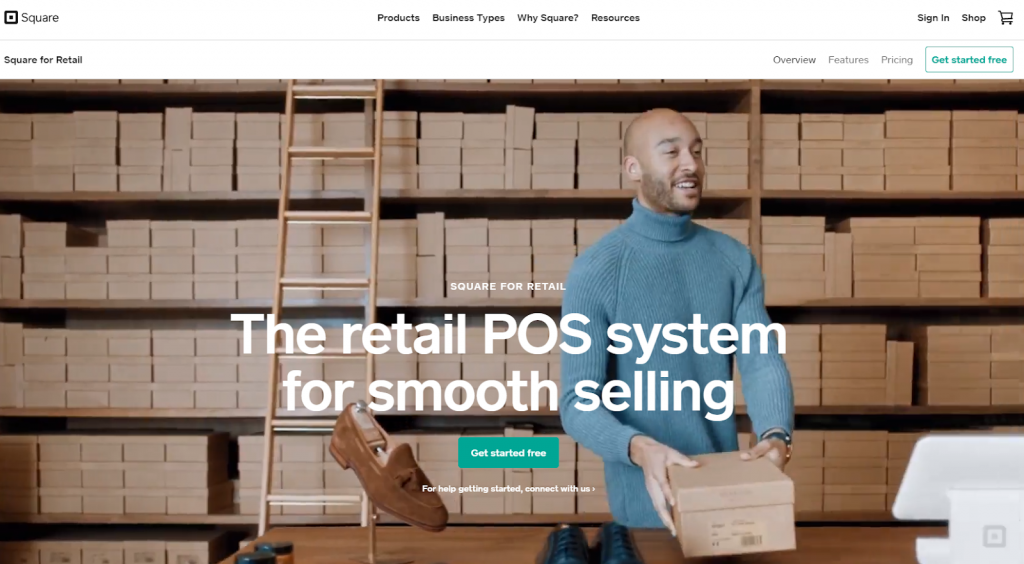Square Point of Sale Review