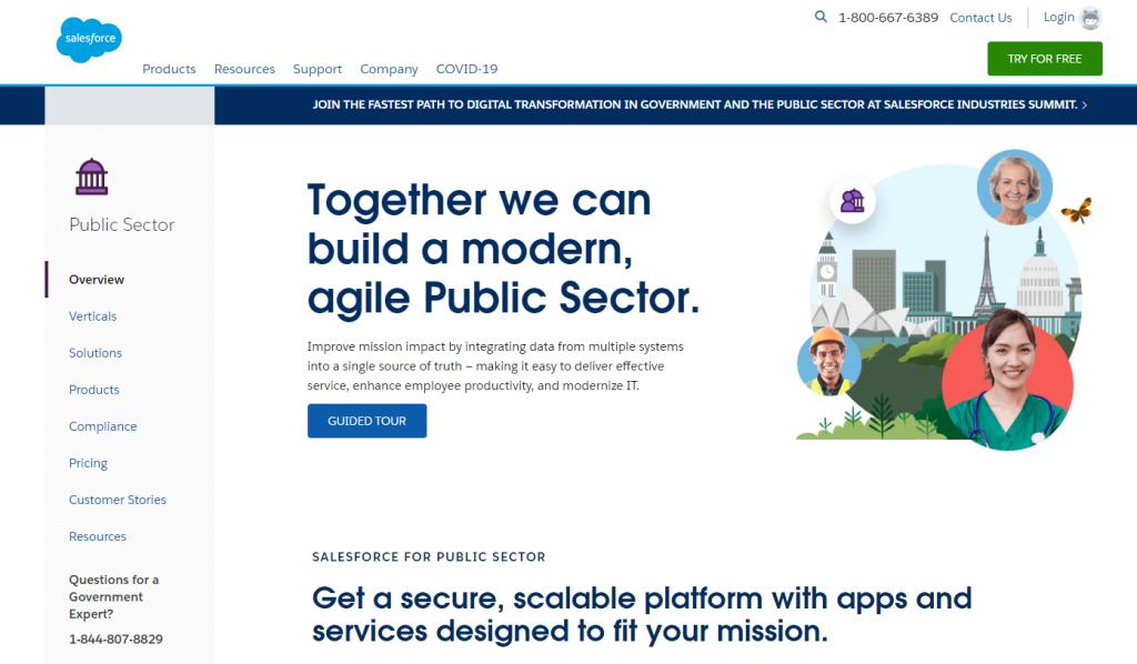 Salesforce Service Cloud Review