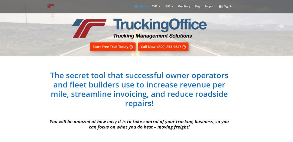 TruckingOffice Review