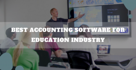 Accounting Software For Education Industry