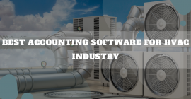 Accounting Software For HVAC Industry