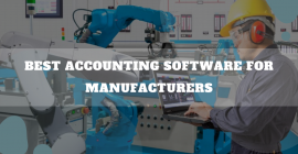 Accounting Software For Manufacturers