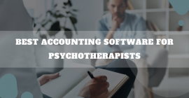Accounting Software For Psychotherapists