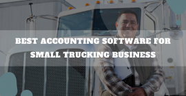 Accounting Software For Small Trucking Business