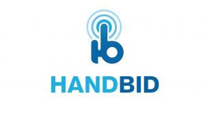 HandBid logo