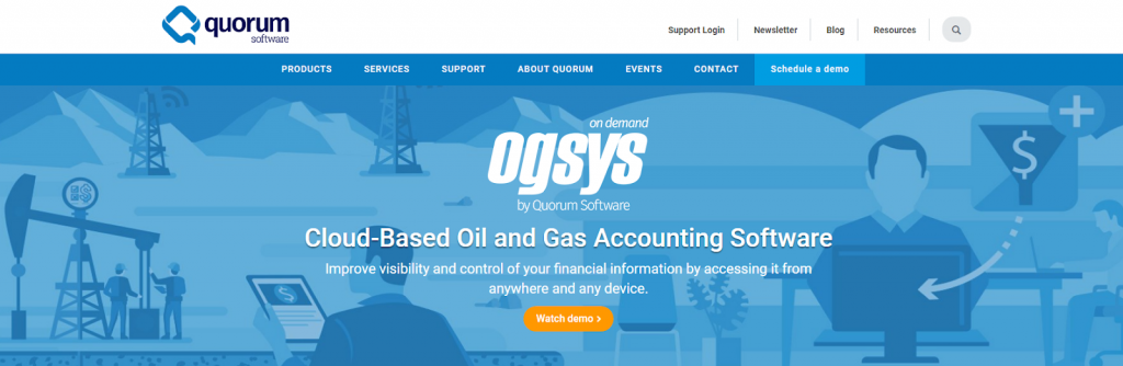 OGsys On Demand by Quorum Review