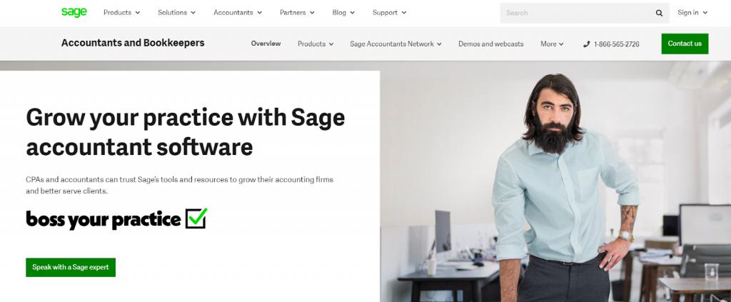 Sage Business Cloud Review