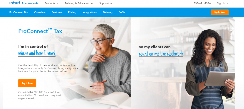 Intuit Proconnect Tax Online Review
