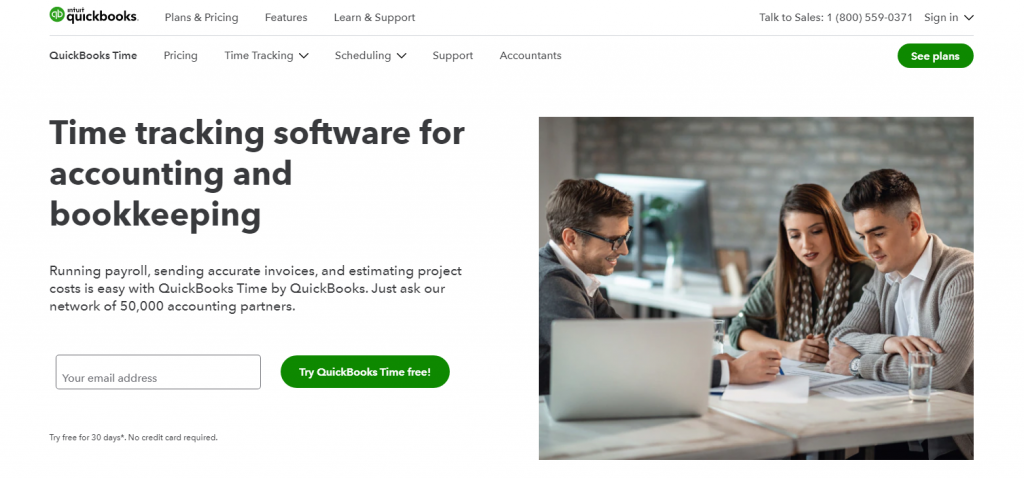 QuickBooks Time Review