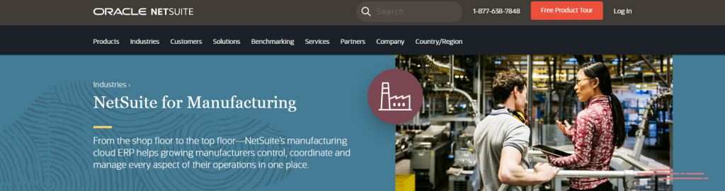 Oracle NetSuite Manufacturing Review