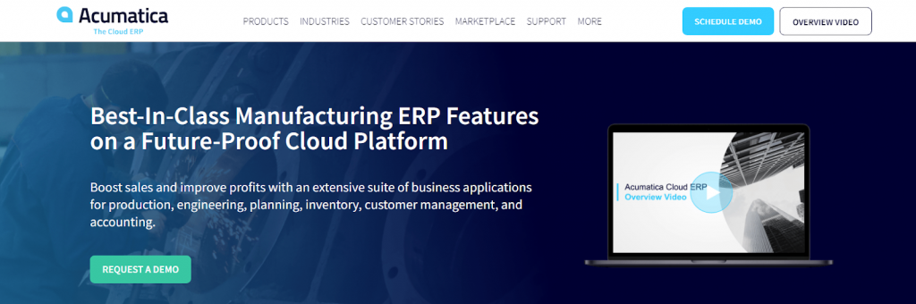 Acumatica The Cloud ERP Review