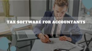 Tax Software For Accountants