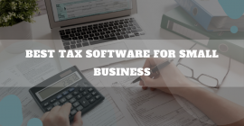 Best Tax Software For Small Business