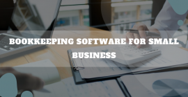 Bookkeeping Software For Small Business