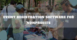 event registration software for nonprofits