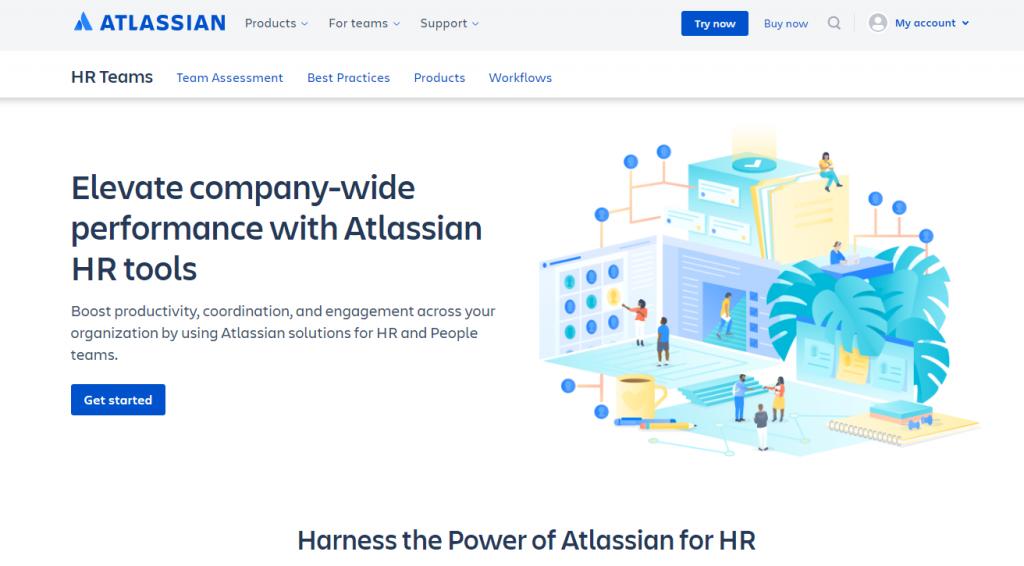 Atlassian  Review