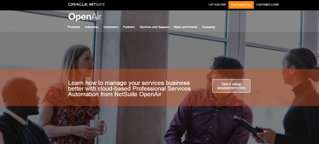 Oracle NetSuite OpenAir Review